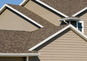 Gutter Guard Roof Installations Flat Shingle Tile